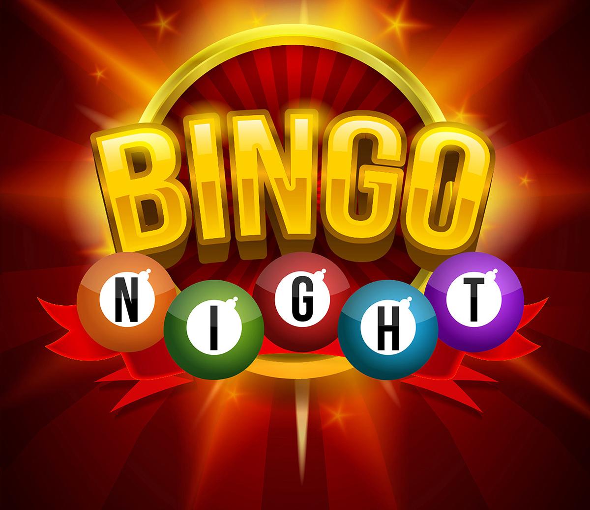 Bingo Night Event Lukes Helping Hand